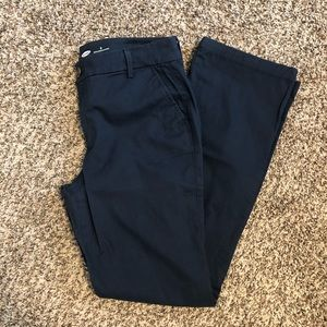 Old Navy Pants - OLD NAVY BOOT CUT NAVY BLUE PANTS